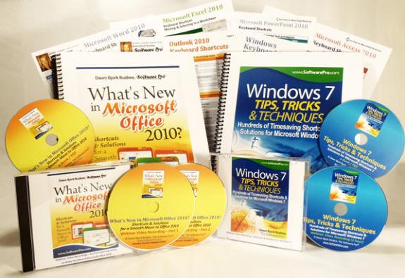 Office 2010 training, Moving to Microsoft Office 2010 and Windows 7