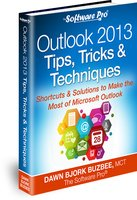 Outlook 2013 tips, outlook tips