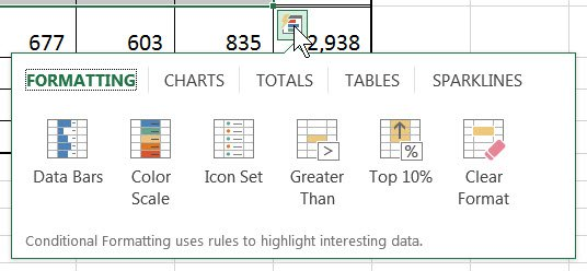 Microsoft Excel 2013 New Features