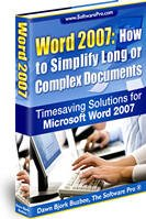 Word 2007 Training, Microsoft Office Training