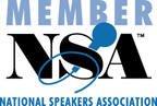 Conference Speaker, National Speakers Association, NSA