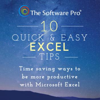 Microsoft Excel tips for editing cells, navigating worksheets, formatting Excel data