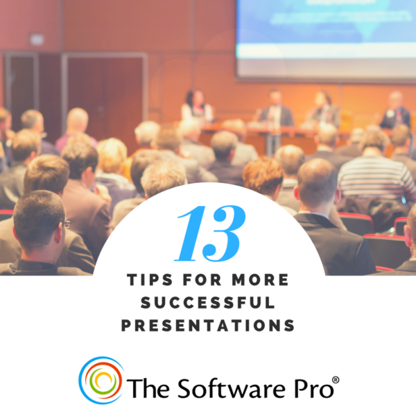 presentation tips; tips for PowerPoint presentations