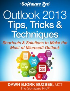 Outlook 2013 Tips Book, Outlook tips