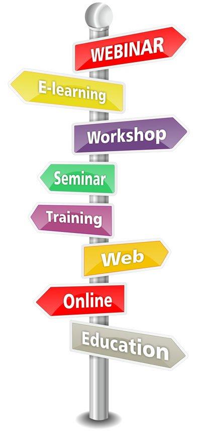 webinar training, webinar training software classes