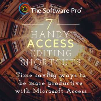 Microsoft Access Tips & Tricks Archives - The Software Pro