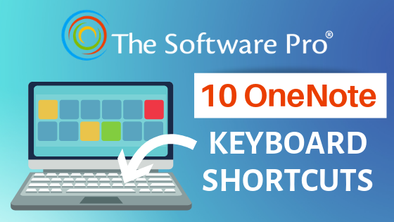 10 Ways to Save Time with Microsoft OneNote Keyboard Shortcuts