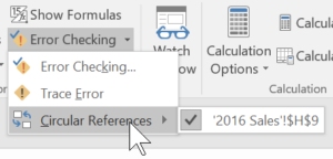 Microsoft Excel: Understanding Excel Cell References in Formulas