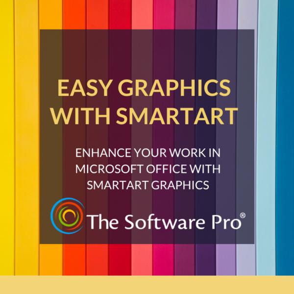 creating SmartArt graphics in Microsoft Office
