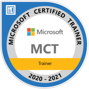 Microsoft Certified Trainer, MCT