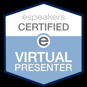 Certified Virtual Presenter, CVP