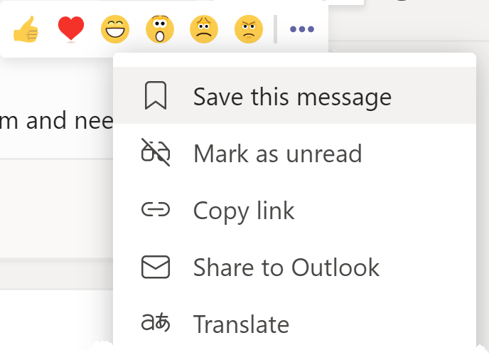 how to save messages in Microsoft Teams, bookmark chat in Teams, bookmark messages in Teams, saving Microsoft Teams chat